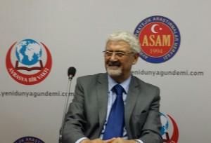 Prof. Dr. Ata ATUN - ASAM Enerji Konferansı
