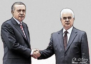 Başbakan Erdoğan ve Cumhurbaşkanı Eroğlu by Ata ATUN