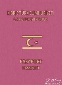 Kıbrıs Türk Cumhuriyeti Pasaportu by Ata ATUN