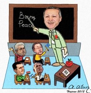 Türkiye Bölgede Barış İstiyor by Ata ATUN