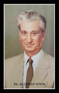Kıbrıs'ın ünlü doktoru Dr. Ali ATUN