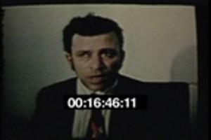 Nikos Sampson 16 Temmuz 1974- Kıbrıs Helen Cumhuriyetini Açıklarken by Ata Atun