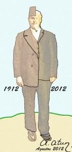 1912'de Yatıp 2012'de Kalksaydım by Ata ATUN