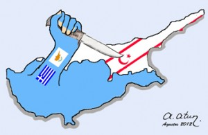 Turkish Hostility in Greeek Cyprus by Ata ATUN