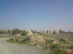 Arpalık köyü kalıntıları