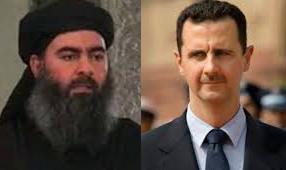 Baghdadi-Esad