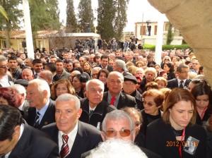 Cumhurbaşkanlığındaki kalabalık by ATA ATUN