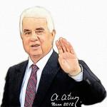 Derviş Eroğlu, KKTC Cumhurbaşkanı by Ata ATUN