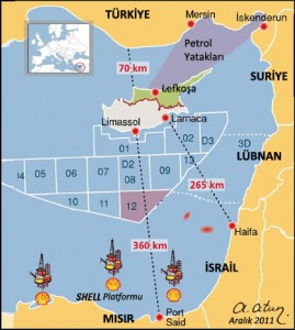 Doğu Akdeniz'de Doğalgaz by Ata ATUN