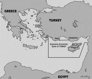 Türkiye'nin Münhasır Ekonomik Bölgesi by Ata ATUN