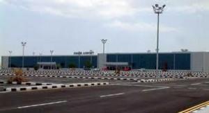 Ercan Havaalanı ve Yollar by Ata ATUN