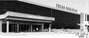 Ercan Havaalanı-Ercan Airport