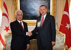 Eroğlu ve Erdoğan