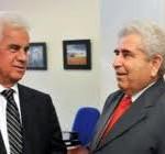 Dr. D. Eroğlu ve  D. Hristofyas