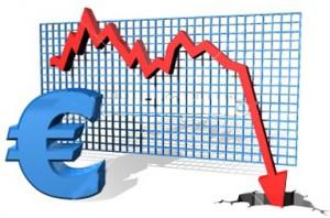 Euro Düşüyor