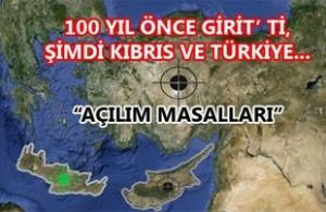 Girit ve Kıbrıs'ta Osmanlı Açılımı Hikayesi