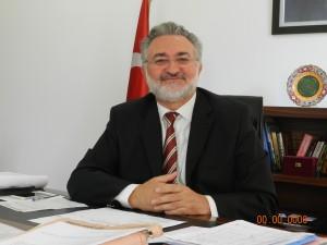 Kıbrıs Türk Vakıflar İdaresi Müdürü Prof. Dr. İbrahim Fadıl Benter