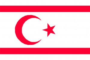 TRNC Flag - Nov 15, 1983