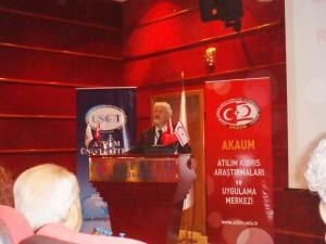 ATILIM Üniversitesi KIBRIS Konferansı