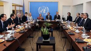 Kıbrıs Müzakereleri - Cyprus Talks