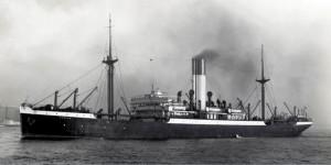 16-19-59 ve 61. Seferleri yapan ATREIS Gemisi