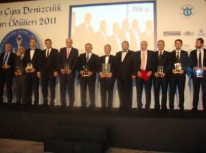 Törende Ödül Alanlar Toplu Halde