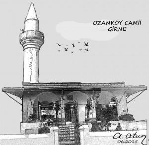 Ozanköy Camii, Girne