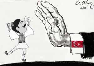 Türkiye Ruma dur dedi CL