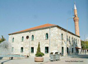 Yalvaç Devlethan Camii