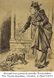 Yunanistan AB'nin şımarık çocuğu-1897 Times