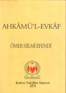 Ahkamul Evkaf by Ata ATUN